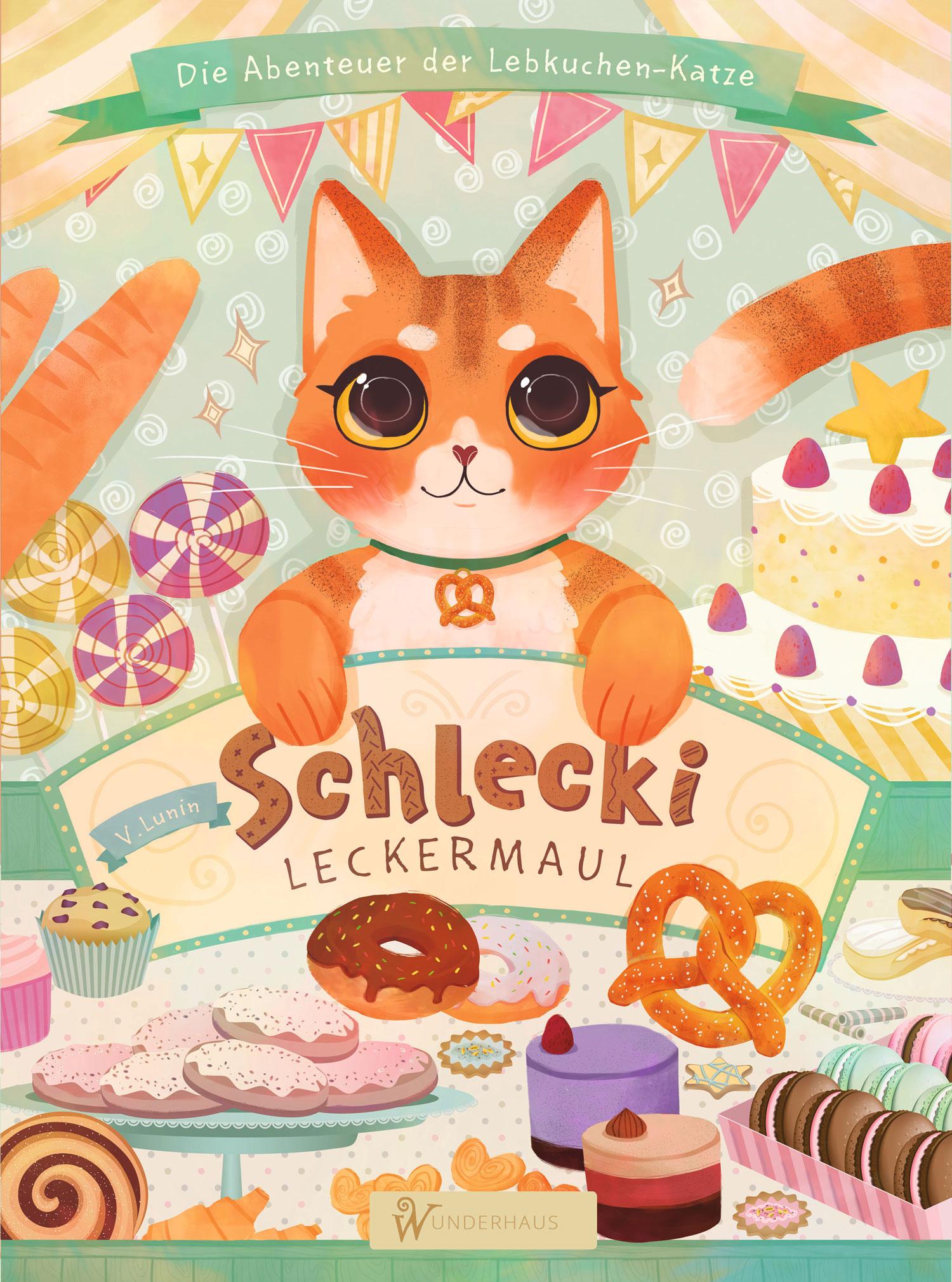 Schlecki Leckermaul